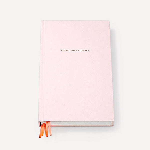 Word To The Wise Journal, Blush - Readymade Objects Shop - 1