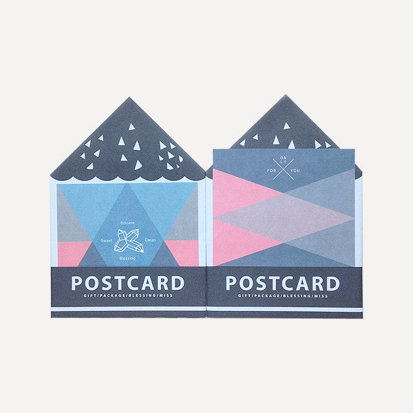 Postcard, Simplicity Style - Readymade Objects Shop
