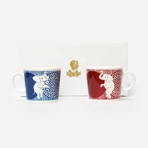 Elephant Mug Gift Set - Readymade Objects Shop - 1