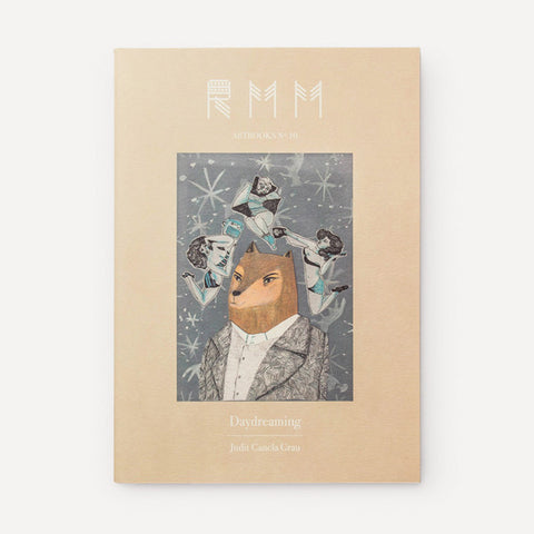 RMM Artbooks No.10 — Daydreaming, by Judit Canela Grau (Spain) - Readymade Objects Shop - 1