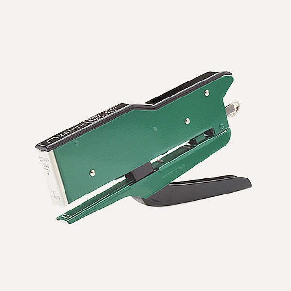 Zenith Stapler 548 / E, Green / Black Color - Readymade Objects Shop