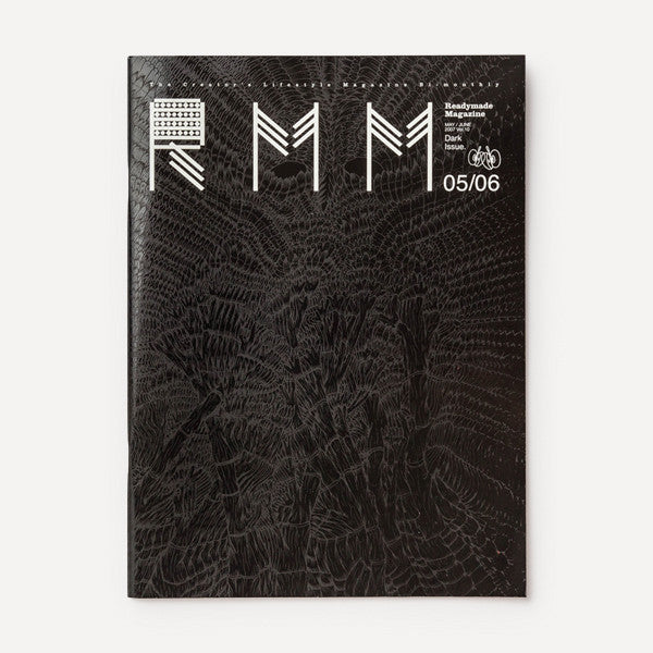 RMM Magazine, Vol.10, Dark Issue - Readymade Objects Shop - 1