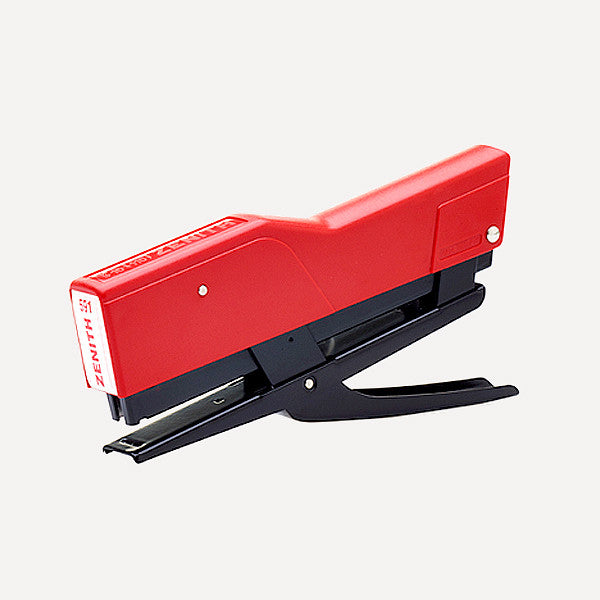 Zenith Stapler 591, Red / Black Color - Readymade Objects Shop