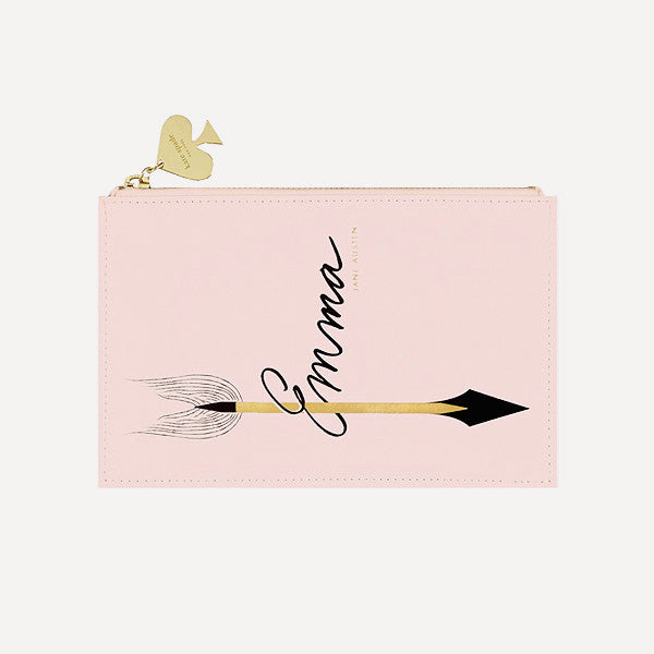 Pencil Pouch with stationery — Emma - Readymade Objects Shop - 1