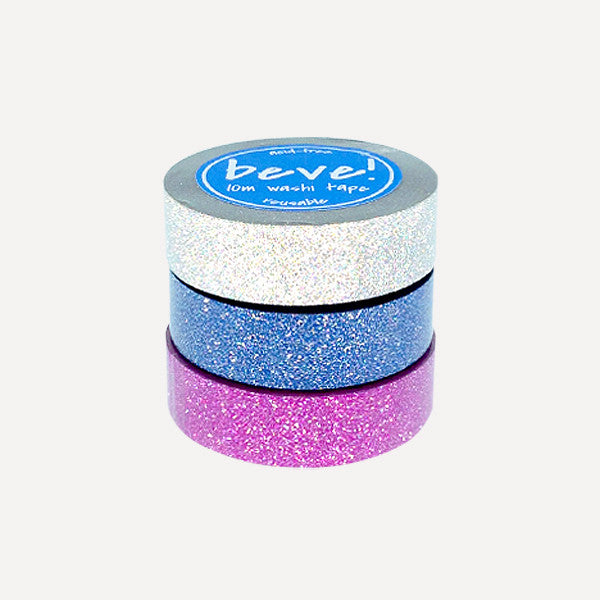 Washi Tape 10m Galaxy Set, 3pcs - Readymade Objects Shop