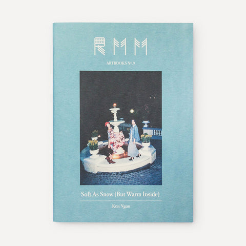 RMM Artbooks No.09 — Soft As Snow (But Warm Inside), by Ken Ngan (Hong Kong) - Readymade Objects Shop - 1