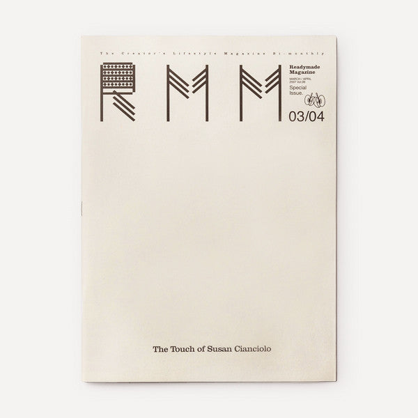 RMM Magazine, Vol.09, Special Issue - Readymade Objects Shop - 1