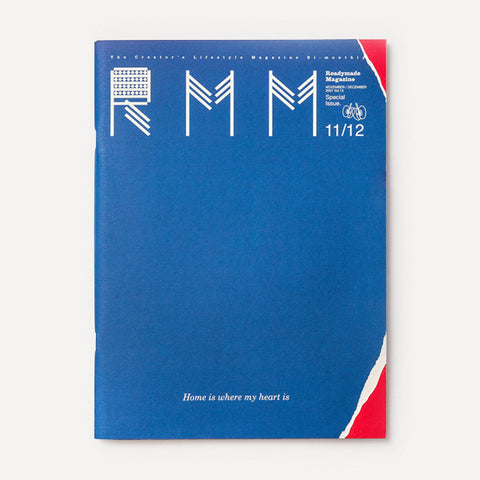RMM Magazine, Vol.13, Special Issue - Readymade Objects Shop - 1