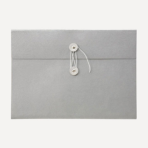 PH Document File,  A4 Size, Silver Color - Readymade Objects Shop - 1