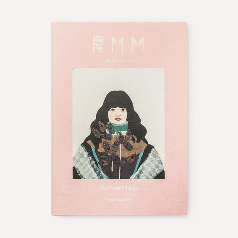 RMM Artbooks No.01 — Survivable Guys, by Ying-Ling Hsu (Taiwan) - Readymade Objects Shop - 1