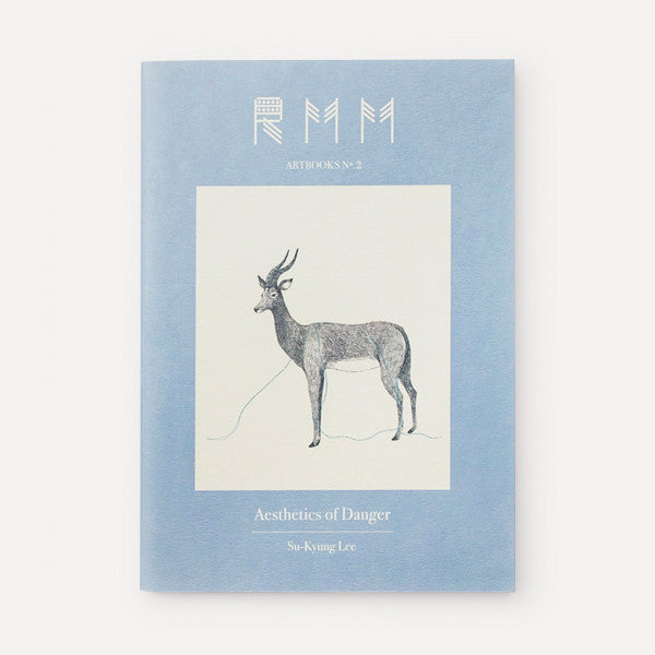 RMM Artbooks No.02 — Aesthetics of Danger, by Su-Kyung Lee (South Korea) - Readymade Objects Shop - 1