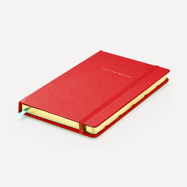Take Note Large Notebook, Red - Readymade Objects Shop - 2