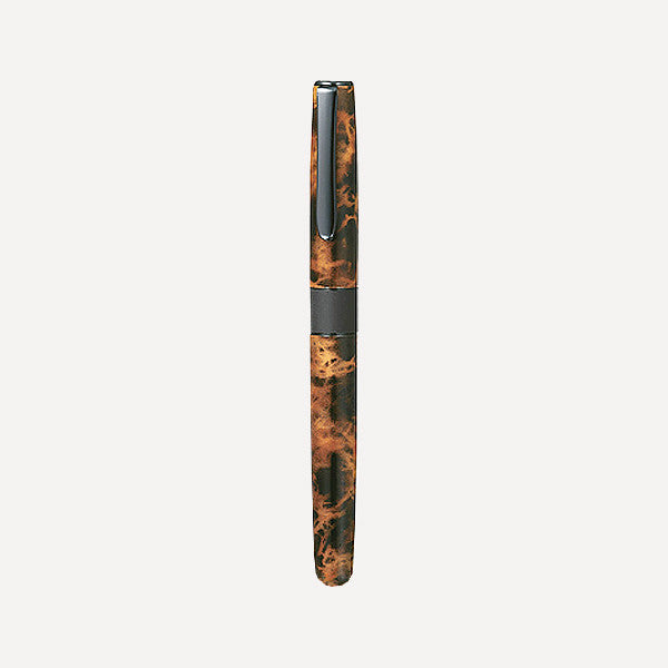 TOMBOW Havanna Liquid Ink Roller Ball Pen - 0.7 mm – Tortoiseshell - Readymade Objects Shop - 1