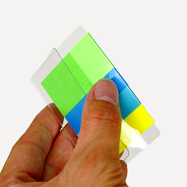 Removable Sticking Film Memo 60, A set - Readymade Objects Shop - 2