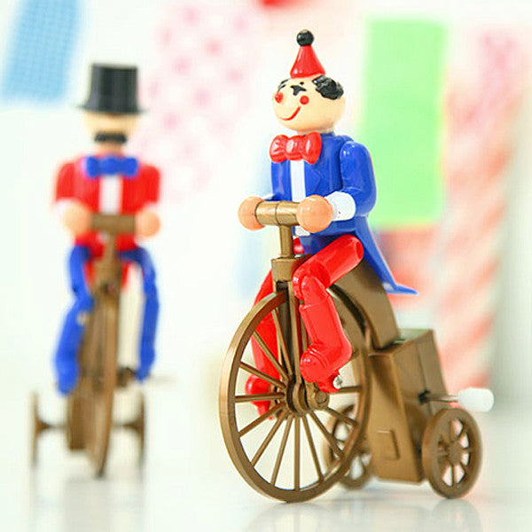 HIGHTIDE Little Bicycle Toy, Clown - Readymade Objects Shop - 2