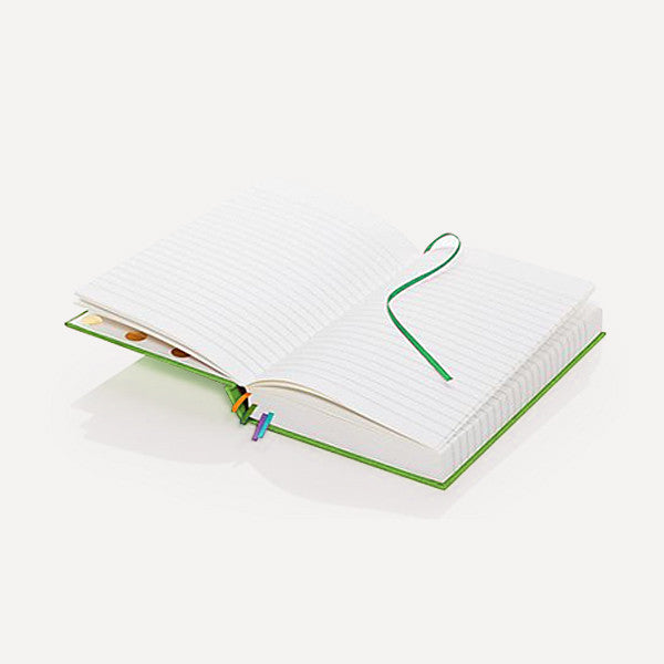 Word To The Wise Journal, Green - Readymade Objects Shop - 2