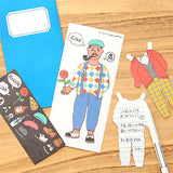 Little Toy Dress Up Letter, Old Man - Readymade Objects Shop - 3