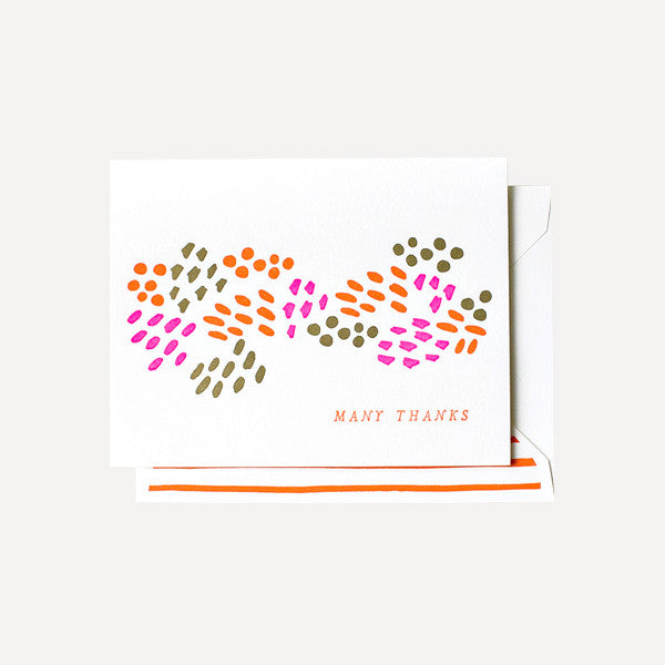 Couture Collection (Seed & Floral Cards Set, 12 pcs / set) - Readymade Objects Shop - 3