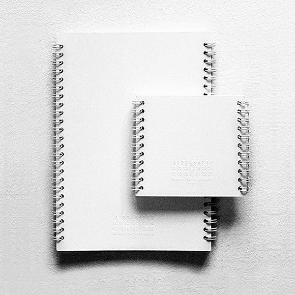 Claustrophobic Notebook by Maison Martin Margiela, s - Readymade Objects Shop - 2
