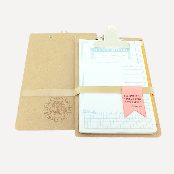 Handy Clipboard Set - Readymade Objects Shop - 2