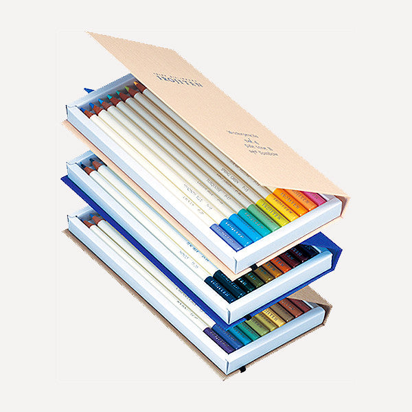 TOMBOW IROJITEN Color pencils set CI-RTB , Seascape collection, 30 pcs / set - Readymade Objects Shop - 3
