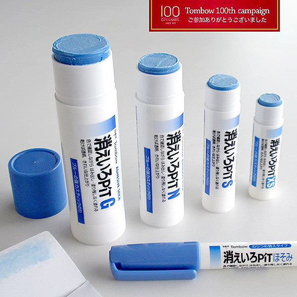 TOMBOW PIT Visible Blue Glue Stick PT-XSC - Readymade Objects Shop - 3