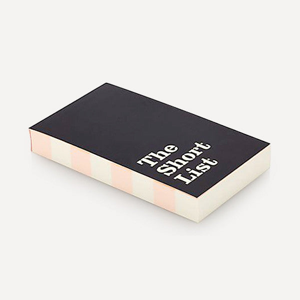 Small Notepad, The Short List - Readymade Objects Shop - 2