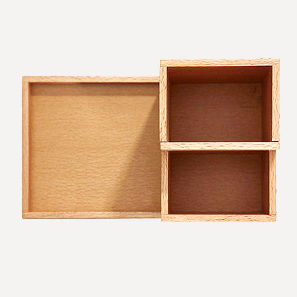 BUTLER Pen Stand, Japanese Ash wood - Readymade Objects Shop - 2