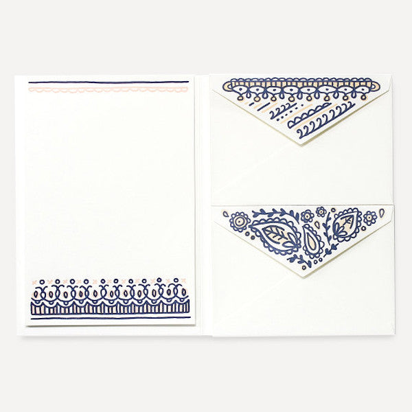 Letterquette, Pressed Mehndi (12 pcs / set) - Readymade Objects Shop - 1