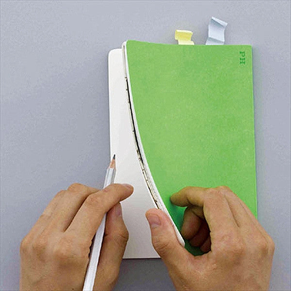 PH Notebook, Light Green Color - Readymade Objects Shop - 2