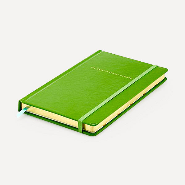 Take Note Large Notebook, Green - Readymade Objects Shop - 2