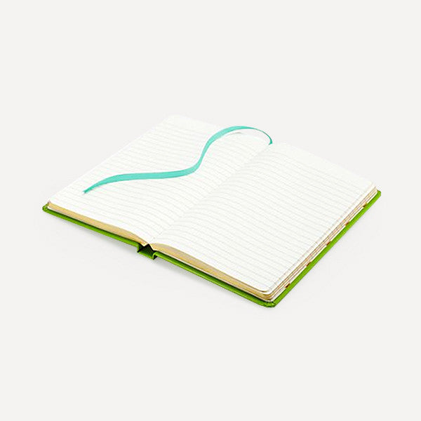Take Note Large Notebook, Green - Readymade Objects Shop - 3