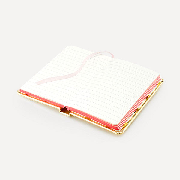 Take Note Medium Notebook, Gold - Readymade Objects Shop - 3