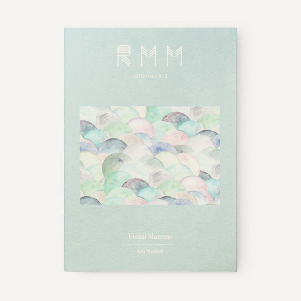 RMM Artbooks No.03 — Visual Mantras, by Ana Montiel (Spain) - Readymade Objects Shop - 1