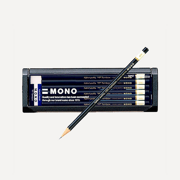 TOMBOW MONO Drawing Pencils, HB, 12 pcs / set - Readymade Objects Shop - 3