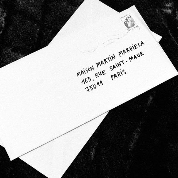 Cotton Letter Stationery by Maison Martin Margiela - Readymade Objects Shop - 3