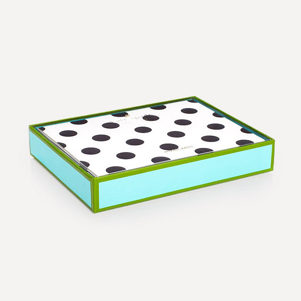Notecards, Black Dots - Readymade Objects Shop - 3