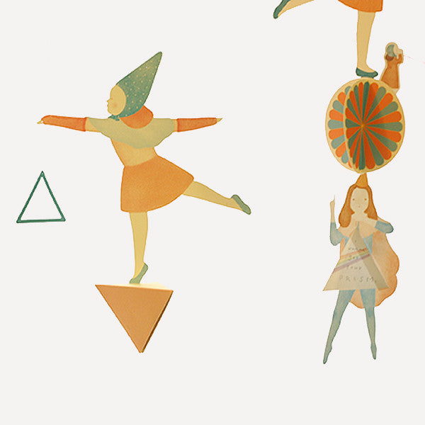 Triangle & Girl, Mobile - Readymade Objects Shop - 2