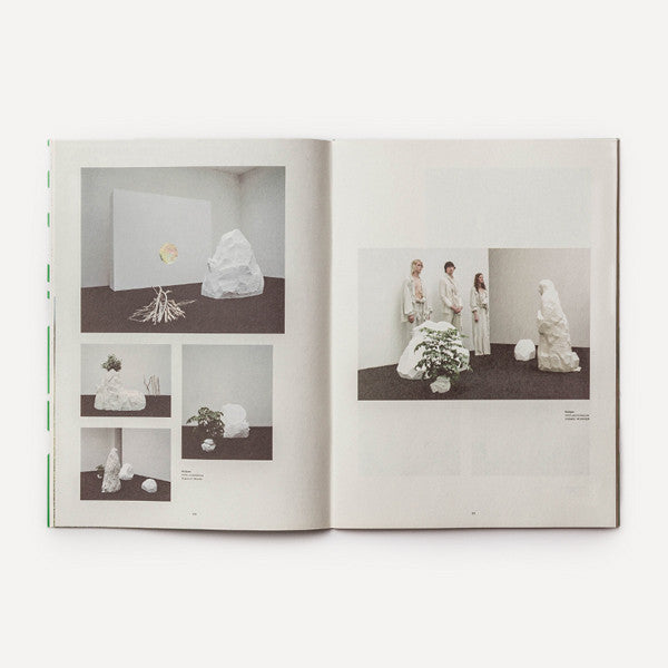 RMM Magazine, Vol.07, Green Issue - Readymade Objects Shop - 5