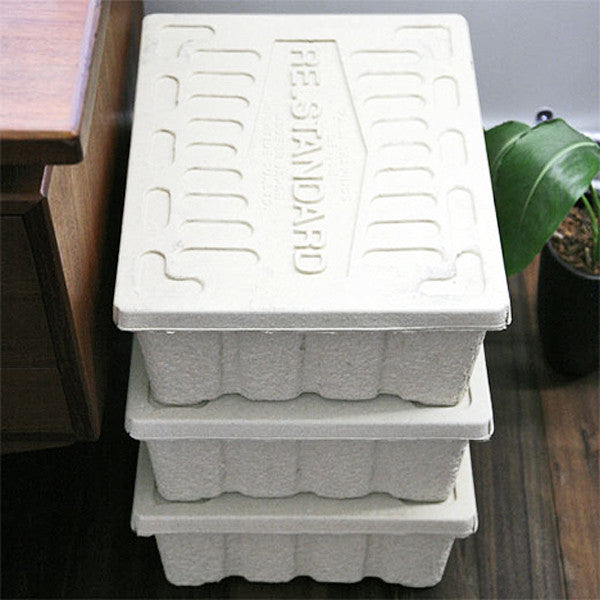 RE_STANDARD Molded Pulp Box - Readymade Objects Shop - 2