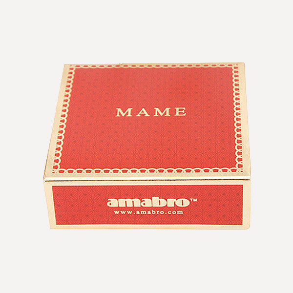 MAME Tsubakimon rinka, JAPANESE SMALL DISH - Readymade Objects Shop - 3
