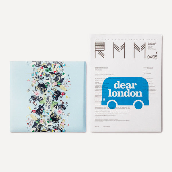 RMM Magazine, Vol.04, Britain Issue - Readymade Objects Shop - 2