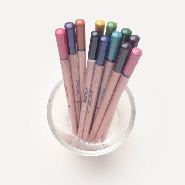 ForestChoice Color Pencils (12 pcs / pack) - Readymade Objects Shop - 2