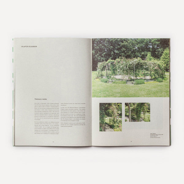 RMM Magazine, Vol.07, Green Issue - Readymade Objects Shop - 4