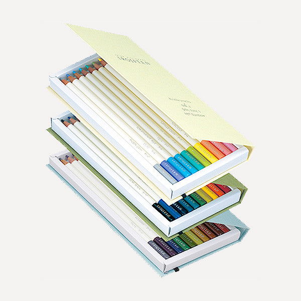 TOMBOW IROJITEN Color pencils set CI-RTA , Rainforest collection, 30 pcs / set - Readymade Objects Shop - 3