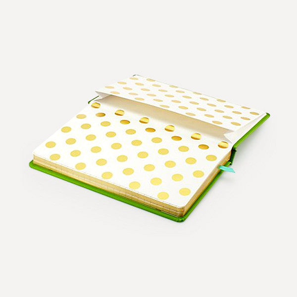 Take Note Large Notebook, Green - Readymade Objects Shop - 4