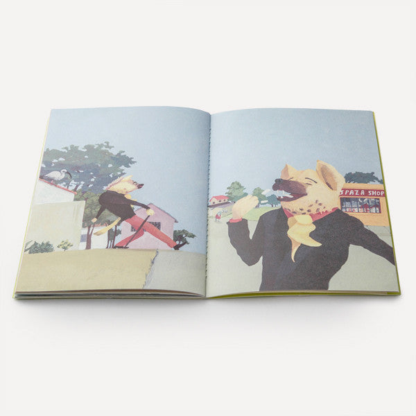 RMM Artbooks No.05 — The Story Unfolding, by Hannah Morris (USA) - Readymade Objects Shop - 6