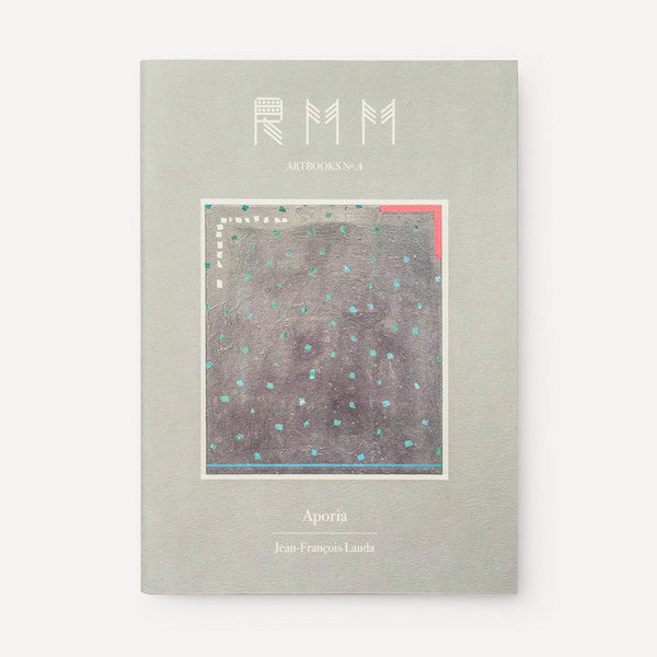 RMM Artbooks No.04 — Aporia, by Jean-François Lauda (Canada) - Readymade Objects Shop - 1