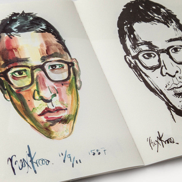 RMM Artbooks No.12 — Facing Myself, by Rex Koo (Hong Kong) - Readymade Objects Shop - 4