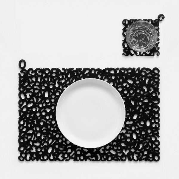 Number Placemats - Readymade Objects Shop - 5